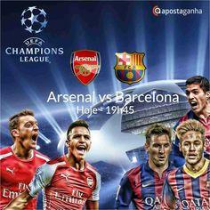 Confere os prognósticos para a Champions...  http://www.apostaganha.com/2016/02/23/arsenal-vs-barcelona-liga-dos-campeoes-2/  http://www.apostaganha.com/2016/02/23/prognostico-apostas-arsenal-vs-barcelona-liga-dos-campeoes-2-99112222/  http://www.apostaganha.com/2016/02/23/prognostico-apostas-arsenal-vs-barcelona-liga-dos-campeoes-2-01222/  http://www.apostaganha.com/2016/02/23/prognostico-apostas-arsenal-vs-barcelona-liga-dos-campeoes-284693…