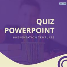 A free quiz presentation template & toolkit so you can prepare your own quizzes.