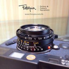 Leica Summicron 35mm f2 Pre-ASPH (7 elements) Late German Version #Leica  #Summicron #Fotopia #LeicaM9 #cameraporn #LeicaM9P  #Summilux #LeicaM6 #LeicaM6 #7elements #PreASPH