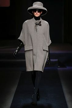 Sfilata DAKS Milano - Collezioni Autunno Inverno 2018-19 - Vogue