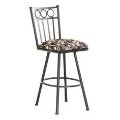 34 inch bar stool on pinterest bar stools swivel bar stools and co. Black Bedroom Furniture Sets. Home Design Ideas