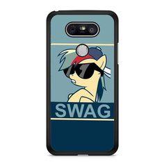 Rainbow Dash Swag LG G6 Case Dewantary