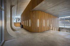 bjarke ingels group BIG gammel hellerup gymnasium expansion copenhagen | spotted by @missdesignsays via @designboom