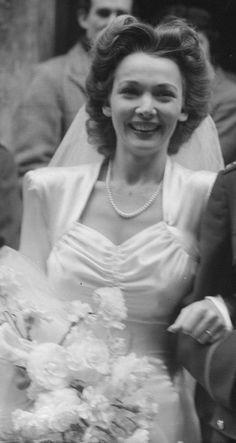 Carole Landis - #wedding #vintage