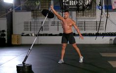 You've never used a barbell like this before. See how a landmine can define every inch of your core
