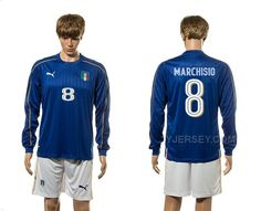 http://www.yjersey.com/8-marchisio-home-euro-2016-long-sleeve-italy-jersey.html Only$36.00 8 MARCHISIO HOME EURO 2016 LONG SLEEVE ITALY JERSEY Free Shipping!