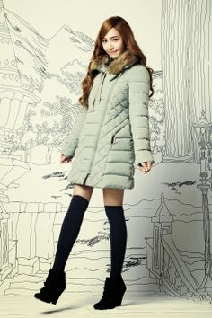 SNSD Jessica for SOUP