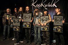 Korn, Rob Zombie, John 5