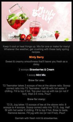 Alcoholic Drinks, Beverages, Homemade Tea, Iced Tea Recipes, Ice T, Buy Tea, Life Journal, How To Make Tea, Strawberries And Cream
