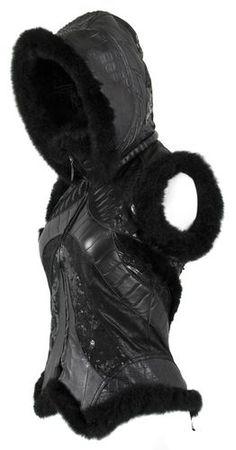 Yin Vest Custom - Verillas  Black/ Black Gloss