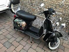 Lml Vespa, Scooters, Motorcycle, Vehicles, Vespas, Biking, Motorcycles, Mopeds, Motorbikes
