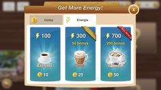 You need more energy? Dont worry, have a coffee!