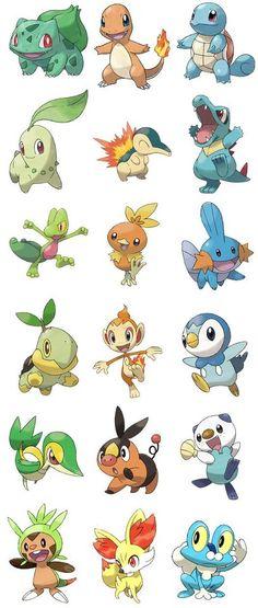 todos los pokemon legendarios de todas las generaciones - Buscar con Google