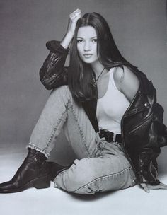 The Moss Meister. #KateMoss #90s #Shopcade