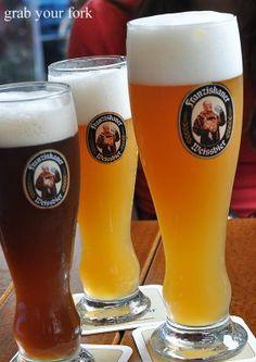 FRANZISKANER...good beer