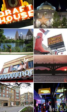 Kendra Scott's F1 City Guide - Austin, TX:  To Do
