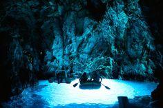 Blue Cave, Croatia Blake Burton Photography: Croatia | Croatia Travel Photography