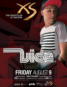 w/ Vice @ XS ~on~ August 9