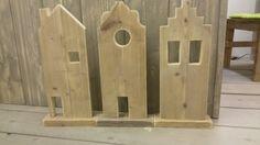 Steigerhouten huisjes