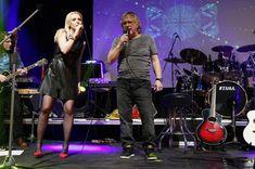 Zazpíval si také s dcerou Jiřinou. Concert, Recital, Concerts, Festivals