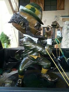 Fighting Irish. The repin this and like our fan page at https://www.faceboook.com/ilovethefightingirish