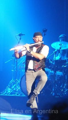 Ian Anderson, Thick as a Brick I and II - saw him at The Greek Theatre