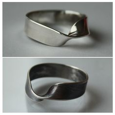 MOBIUS science meets art Recycled sterling silver by NOjewelry, $48.00