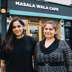 Masala Wala Cafe,Brockley. Pakistani.