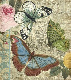 Inspirational Butterflies Digital Art