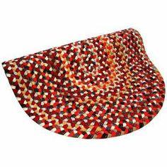 "Pilgrims Heritage II Red Multi Rug Size: 7'6"" x 9'6"" . $1201.00"