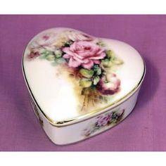 Victorian trinket box.