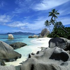 10 Most Beautiful Beaches In the World | Anse Source d'Argent, Seychelles