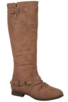NEW! OUTLAW RIDER BROWN Riding Boots Buckle Shop Simply Me Boutique Shoes SMB – Simply Me Boutique