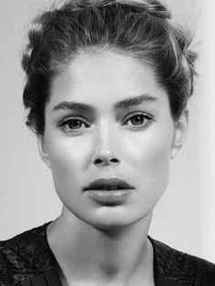 "Doutzen Kroes in ""Goddess Doutzen"" by Cuneyt Akeroglu for Vogue Turkey, March 2014"