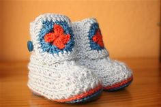 baby boots - Interweave