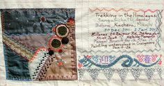 A blog about hand embroidery, fiber art and craft