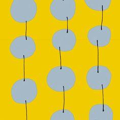 Twisti kangas, keltainen