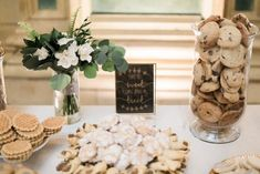 9 Ways to Step Up Your Pittsburgh Cookie Table Game. See more Pittsburgh wedding ideas Cookie Table Wedding, Wedding Desert Table, Sweet Table Wedding, Dessert Bar Wedding, Wedding Cookies, Wedding With Kids, Wedding Desserts, Dessert Table, Wedding Ideas