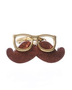 rue21 Mustache Ring. $6.99     want!!!!!