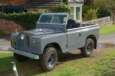 Land Rover Series 2a 1962 SWB - full rebuild For Sale