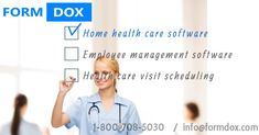 The best #administration in the town for Home medicinal services programming is currently not a fantasy any longer. On the off chance that you have not attempted the #Formdox yet, go on and try it out. Attempt the best in class #Home #health #care #software in USA.