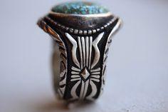 Horizon Blue ケトー リング #8 overlay  #horizonblue #TAKA #turquoise #No8 #ring #リング #overlay #ケトーデザイン #ナンバーエイトターコイズ #自由が丘 #指輪 #ターコイズ #ターコイズアクセ #jewelry #silver #sliverjewelry #ジュエリー