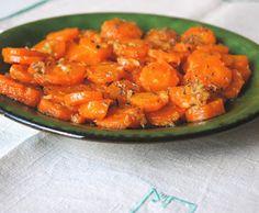 Zanahorias aliñadas al estilo del sur