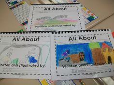 Wheeler's First Grade Tidbits: Nonfiction Festivities Second Grade Writing, First Grade Reading, First Grade Classroom, Classroom Fun, Kindergarten Writing, Teaching Writing, Writing Activities, Nonfiction Activities, Literacy