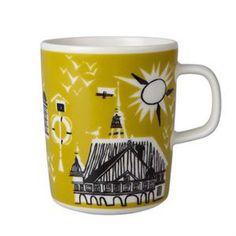Home: Eleven Tea-Worthy eBay Mugs (Marimekko Oiva Mug | eBay)