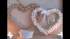 Puzzelstuk decoraties. Ook leuk op canvasdoek dat grijs, roze o.i.d. geschilderd is. De puzzelstukjes kunnen ook zwart of zilver gespoten worden. Hart, kruis en/of anker.