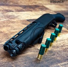 Nice home defense gun.With those hi brass shells it would bite on both ends though lol Tactical Shotgun, Tactical Gear, Weapons Guns, Guns And Ammo, Home Defense, Self Defense, Airsoft, Mega Pokemon, Concept Weapons