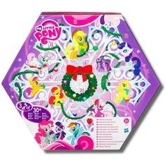 My Little Pony joulukalenteri