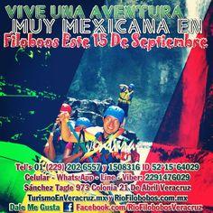 Vive una #aventura muy #mexicana en #filobobos http://www.turismoenveracruz.mx/rio-filobobos/ #Veracruz #Mexico