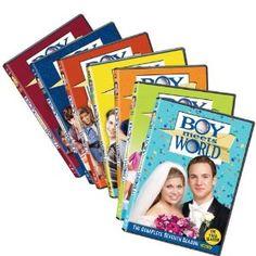 Amazon.com: Boy Meets World: The Complete Series (Seasons 1-7 Bundle): Movies & TV